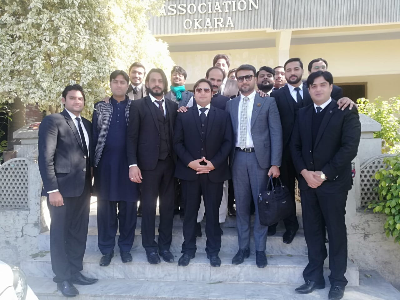 Mr. Usman Shamin Delivers Lecture at Okara Bar Council