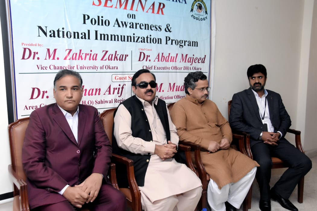 Seminar on Polio Awareness and National Immunization Program